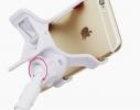 Подставка - держатель для смартфона с вращающейся съемной головкой фото 4