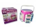 Швейный набор-органайзер - SupercosTurero 210 предметов фото