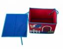 Короб Домик - органайзер для игрушек и вещей фото 2