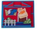 Короб Домик - органайзер для игрушек и вещей фото 4