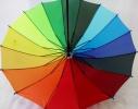 Детский зонт - трость для Радуга полуавтомат фото 1