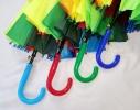 Детский зонт - трость для Радуга полуавтомат фото 2