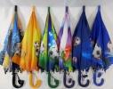 Детский зонт - трость для мальчиков Футбол фото 2