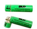 Батарейка BATTERY USB18650 c USB зарядкой фото 3