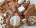 Набор детского постельного Обезьянка фото 1