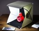 Лайтбокс, фотобокс световой портативный, складной фото 3