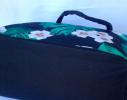 Летняя текстильная сумка для пляжа и прогулок Лилии фото 3