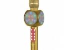 Беспроводной Bluetooth микрофон для караоке WSTER WS-1816 Золотой фото