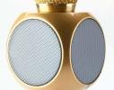 Беспроводной Bluetooth микрофон для караоке WSTER WS-1816 Золотой фото 1