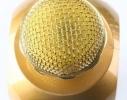 Беспроводной Bluetooth микрофон для караоке WSTER WS-1816 Золотой фото 2