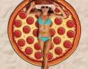 Пляжный коврик Pizza фото 1