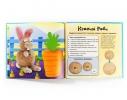 Детский набор для творчества Зверюшки из помпончиков фото 2, купить, цена