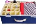 Органайзер для белья в горошек на 16 секций фото 3
