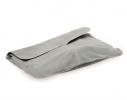 Надувная подушка серая фото 2