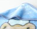 Плед детский с капюшоном Мишка моряк фото 6