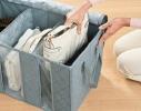 Органайзер для одежды Бамбук 100*30*15см фото 1