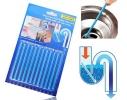 Палочки для очистки вoдocтoчныx труб, слива раковин и ванн SANI STICKS 12 шт. фото