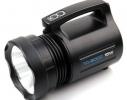 Мощный аккумуляторный фонарь фара TD-6000 15W фото 1