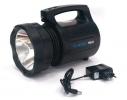 Мощный аккумуляторный фонарь фара TD-6000 15W фото