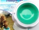 Охлаждающая миска для воды для домашних питомцев с охлаждающим гелем Frosty Bowl фото 4