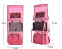 Органайзер для сумок Розовый фото 1