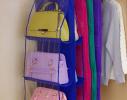 Органайзер для сумок Фиолетовый фото 6