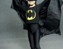 Детский карнавальный костюм Бетмен фото