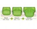 Многоразовые подгузники БЕЗ вкладышей фото 1