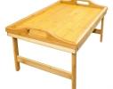 Бамбуковый столик для завтрака фото 1
