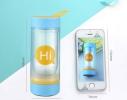 Бутылка для воды со стеклянной колбой фото 3