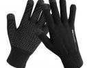 Сенсорные перчатки Черные фото 1