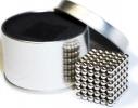Магнитная игрушка головоломка конструктор антистресс Неокуб Neocube 216 шариков 5 мм фото 1