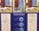 Вешалка Double Pole 1300*450*1600см фото