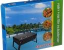 Мангал раскладной BBQ на 7 шампуров фото 3