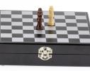 Винный набор с шахматами средний, 18 см фото 1