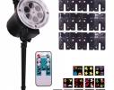 Лазерный проектор Star Shower Slide Show ZP1 12 слайдов + пульт фото 1