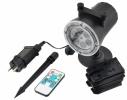 Лазерный проектор Star Shower Slide Show ZP1 12 слайдов + пульт фото 8