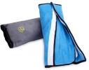 Подушка-накладка на ремень безопасности под голову Голубая фото 2