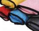 Подушка-накладка на ремень безопасности под голову Голубая фото 5