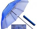 Зонт пляжный антиветер d2.0м серебро Stenson фото