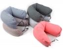 Подушка - подголовник дорожная для сна и отдыха фото 1