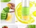 Бутылка для воды и напитков с соковыжималкой Citrus Zinger фото 3