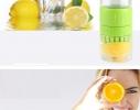 Бутылка для воды и напитков с соковыжималкой Citrus Zinger фото 5