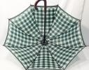Зонт трость в клеточку фото 2