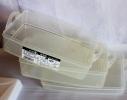 Пластиковый бокс-контейнер с крышкой 3 в 1 фото 4
