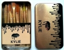 Кисточки для макияжа Make up brush set Золото фото