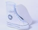 Дождевик для обуви Белый .(L) фото 1