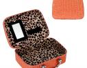 Органайзер - кейс для косметики Оранжевый фото