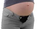 Эластичный пояс для беременных фото