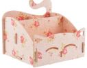 Органайзер для косметики My Cat Розовый в цветах фото